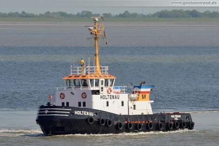 Schlepper Holtenau der Schlepp- und Fährgesellschaft Kiel in Wilhelmshaven