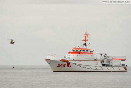 Seenotrettungskreuzer Hermann Marwede und Christoph 26 in Hooksiel