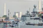 Fregatte Lübeck (F 214) zurück im Heimathafen Wilhelmshaven