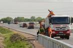 JadeWeserPort: Arbeiten an der Autobahnanbindung A 29