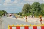JadeWeserPort: Baustelle am Autobahnende der A 29