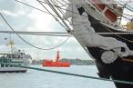 Bilder vom Wochenende an der Jade 2011 - Motto Feuerschiffe und Seezeichen