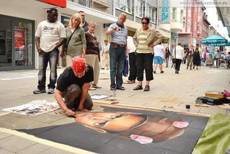 Wilhelmshaven: 1. Internationales Street Art Festival 2011