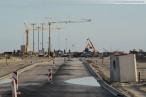 Entstehung Eurogate Container Terminal Wilhelmshaven CTW (JadeWeserPort)