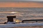 Winterbilder aus Wilhelmshaven 2012