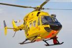 Hooksieler Außenhafen: Hubschrauberrettungsübung auf See