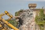 Wilhelmshaven: Rückbau der Truppenmannschaftsbunker Typ T 750