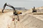 Baustelle Container Terminal Wilhelmshaven