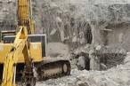 Wilhelmshaven: Arbrissarbeiten am Truppenmannschaftsbunker T 750