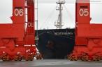 Eurogate Container Terminal Wilhelmshaven: Tag der offenen Baustelle