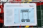 Container-Tiefwasserhafen JadeWeserPort Wilhelmshaven: Tag der offenen Tür