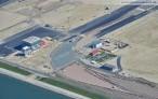 Luftbild Eurogate Container Terminal Wilhelmshaven/JadeWeserPort