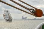 Maritime Impressionen vom JadeWeserPort-Cup 2012 in Wilhelmshaven