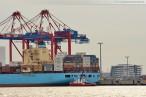 Eröffnung des JadeWeserPort/Eurogate Container Terminal Wilhelmshaven