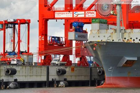 Wilhelmshaven: Livestream zur offiziellen Eröffnung des JadeWeserPort