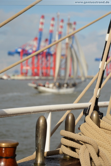 Wilhelmshaven: Bilder vom JadeWeserPort-Cup 2012