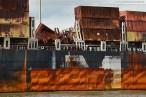 JadeWeserPort: Aktuelle Bilder des Containerschiffs MSC Flaminia