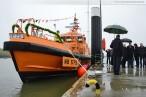 Schiffstaufe in Wilhelmshaven: Neues Lotsenboot Warnemünde getauft