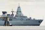 Marine Wilhelmshaven: Fregatte Hessen (F 221) zurück im Heimathafen