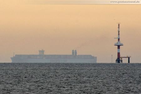 Maersk Mc-Kinney Moller (Triple-E-Klasse) größtes Containerschiff der Welt