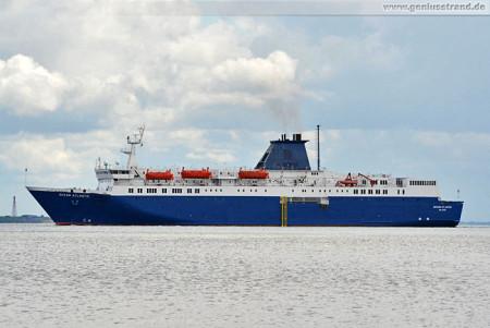 Schiffsbilder Wilhelmshaven: RoRo-Schiff/Passagierschiff Ocean Atlantic