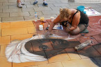 Wilhelmshaven: 3. Internationales StreetArt Festival 2013