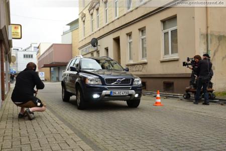 Wilhelmshaven: Drehstart des NDR-Tatort Kaltstart mit Wotan Wilke Möhring