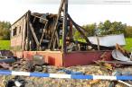 Wilhelmshaven Tatort-Dreharbeiten: Gasexplosion im Banter Fischerdorf