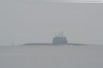 Wilhelmshaven: Israelisches U-Boot Tanin (Dolphin AIP-Klasse) auf der Jade
