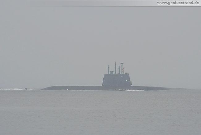 U Boot Porpoise Klasse U-Boot Tanin in Wilhel...