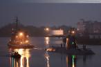 Wilhelmshaven: U-Boot Tanin (Dolphin AIP-Klasse) im Ausrüstungshafen
