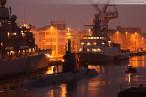 Wilhelmshaven: U-Boot Tanin (Dolphin AIP-Klasse) im Marinearsenal
