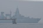 Wilhelmshaven: Fregatte Sachsen (F 219) zurück vom NATO-Einsatz