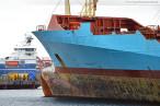 Wilhelmshaven: Die Maersk Auflieger bekommen neue Namen