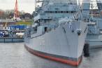 Deutsches Marinemuseum Wilhelmshaven: Ankunft des Starfighters