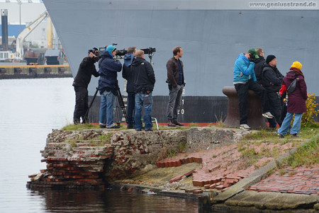 Wilhelmshaven: Heute Filmpremiere vom NDR-Tatort Kaltstart