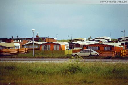 Wilhelmshaven: Der Campingplatz direkt am Geniusstrand