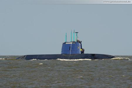 Wilhelmshaven: U-Boot-Neubau RAHAV der Dolphin AIP-Klasse