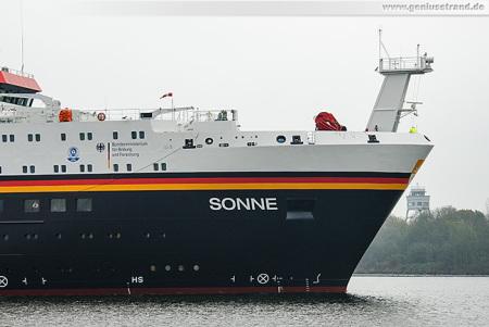Wilhelmshaven Bontekai: Open Ship auf dem Forschungsschiff SONNE