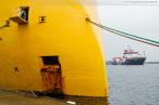 Wilhelmshaven: Forschungsschiff Sonne erstmalig im Heimathafen