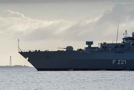 Wilhelmshaven Marine: Einsatz- und Ausbildungsverband 2015 (EAV 2015)
