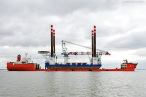 Wilhelmshaven: Ladung der ZHEN HUA 29 wird gelascht