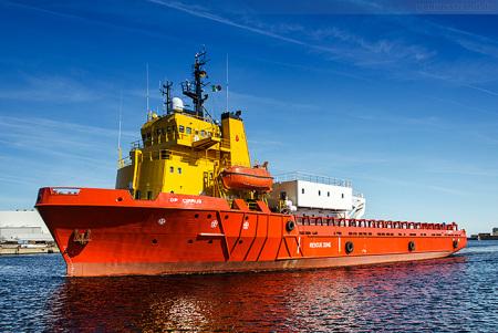 Wilhelmshaven Schiffsbilder: Offshore Supply Vessel (OSV) DP CIRRUS