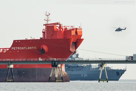 Wilhelmshaven: Fregatte BAYERN (F 217) vom Atalanta-Einsatz zurück