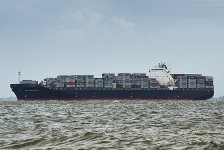 Container Terminal Wilhelmshaven (CTW): NORTHERN MONUMENT