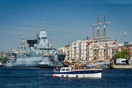 Wilhelmshaven: Beginn des 41. Wochenende an der Jade 2015