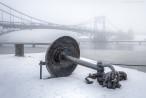 Aktuelle Winterbilder aus Wilhelmshaven 2016