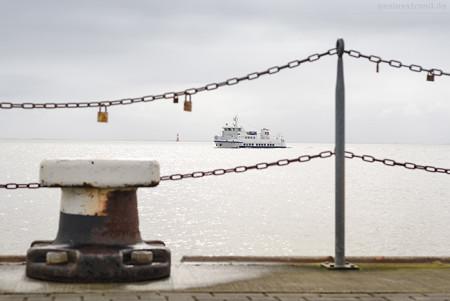 Wilhelmshaven Helgolandkai: Hafenrundfahrt mit der HARLE KURIER