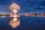 Wilhelmshaven: Feuerwerk Wochenende an der Jade (WadJ) 2016