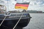 HAFENFEST WILHELMSHAVEN: Fotos vom WOCHENENDE AN DER JADE 2016